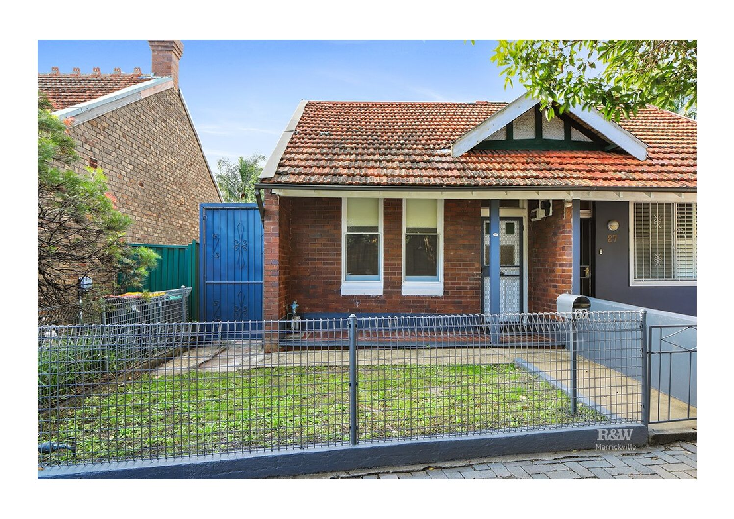 29 Victoria Road Marrickville Elevation